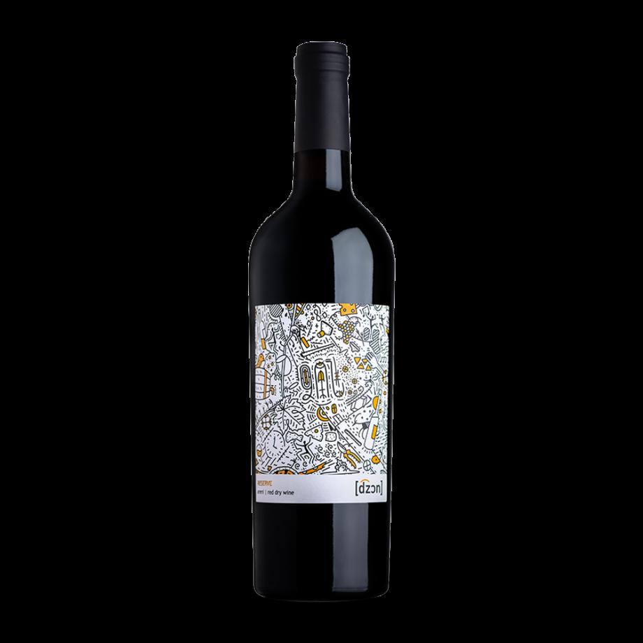 Vin rouge du domaine Dzon